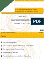 DFT Presentation