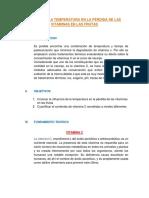 practica N°5 EFECTO TEMPERATURA EN LA PERDIDA DE VITAMINA C