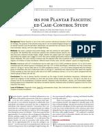 risk+factors+for+plantar+fasciitis+-+a+matched+case+contol+study