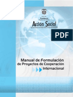 Manual Cooperacion Internacional