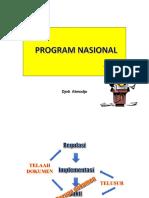 Program Nasional Materi