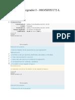 Proyecto Integrador I Examen Final Vciclo Ing Sistemas