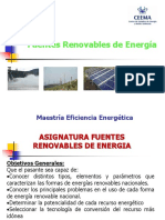 Introduccion Curso FRenovables Venezuela 2015