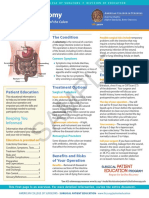 2015 Colectomy Brochure FINAL