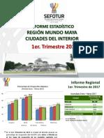 Informe de Turismo Yucatan