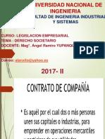 Derecho Societario Leg.empres.