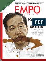 PT Tempo Inti Media-Majalah Tempo 27 Februari-5 Maret 2017_Karena Nila Setitik-PT Tempo Inti Media (2017)
