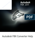 Fbx 2011 2 Converter