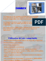 COMPRESORES - TIPOS