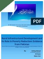 Presentation by Ishtiaq Ahmad (IUB)