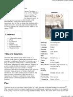 Vineland - Wikipedia, The Free Encyclopedia