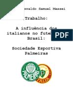 História Do Palmeiras