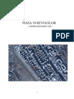 Urbanism - analiza amplasament