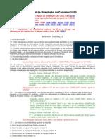 Manual de Orientação do Convênio 57