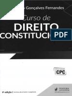 Curso de Direito Constitucional (2017) - Bernado Gonçalves