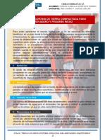 PRESAS CON CORTINA DE TIERRA COMPACTADA PARA ABREVADERO Y PEQUEÑO RIEGO