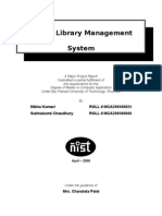 Library Management System