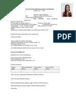 Ficha de Datos Personales Del Alumnado0