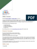 VHDL Counter - BitWeenie