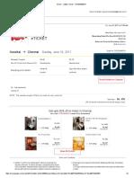 Gmail - RedBus Ticket - TK7E53493574