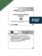 IA2017 - Ingegneria Degli Acquiferi - LezB05 Analisi Di Rischio r01