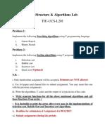 DSA Lab Assignment 4