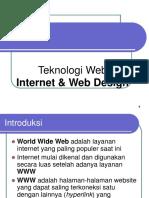 Tentang Web Design