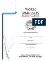 Immersion Handbook for Printing