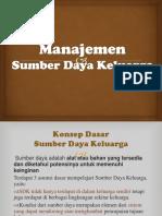 Manajemen SDK