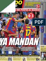 Mundo Deportivo 30-08-2010