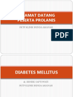 Diabetes Mellitus Prolanis Juni