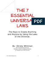 Laws of the Universe eBook