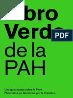 Libro Verde PAH