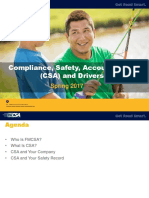 Csa Drivers Pptx