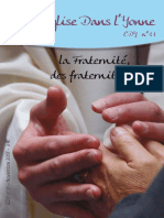 """EDY n°11-2017 dossier """"La Fraternité, des fraternités..."""""""