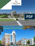 Asnal City Center Ppt
