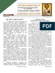 Weekly Bulletin 082210