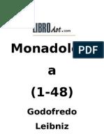 monadologia Leibniz