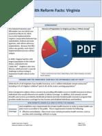 VA Health Reform Fact Sheet 073010 RR