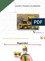 Gestión de Equipo Pesado en Minería