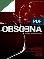 Revista Obscena 6