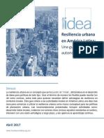 UrbanResilience Esp