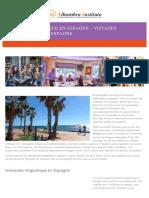 Séjour linguistique en Espagne - Voyages linguistiques en Espagne-1