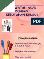Perawatan Anak Kebutuhan Khusus Cleft Lip-Palate
