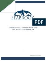 SeaBook Comm Plan