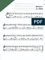 Bartok - Mikrokosmos Vol.1 Página 22