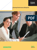 Capital Project Planning Performance Blueprint