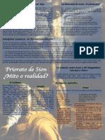 PRIORATO DE SIÓN