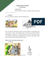3 Design & Plan of Rwh
