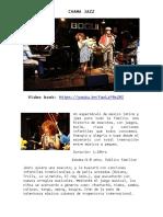 Chama Jazz Dossier
